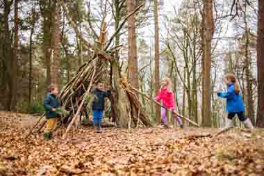 How To Make A Den – Tips for Parents