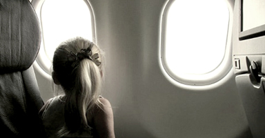 Your Child's First Plane Journey