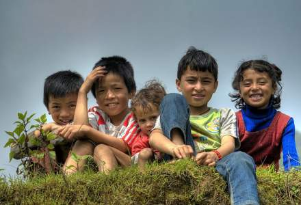 Liberty for a happy and fulfilling childhood