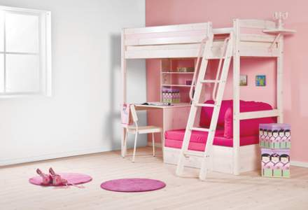 Cabin Beds vs High Beds