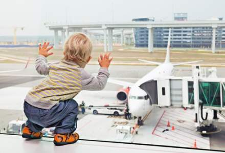 10 Tips survive flight children