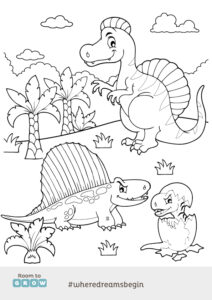 Colour in Dinosaurs