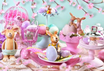 How to: Create The Perfect Easter Themed Party