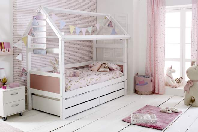 Girl S Novelty Amp Themed Beds Room To Grow