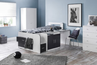 Percy Cabin Bed