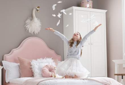 Girls' Double Beds
