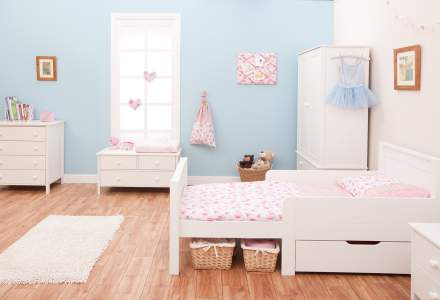 Girls' Shorty Beds