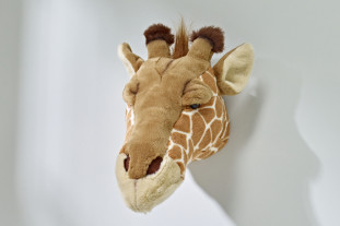 giraffe wall decor