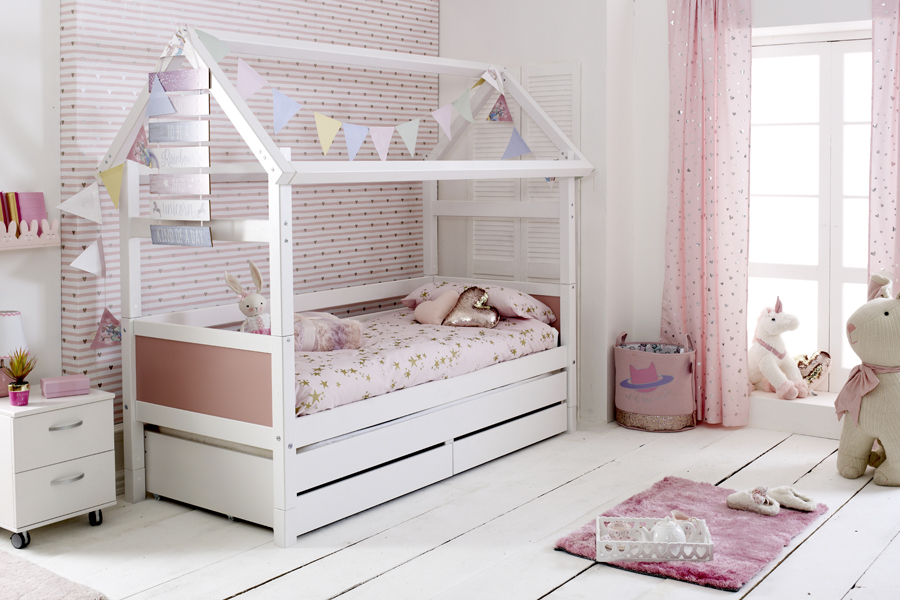 Nordic Playhouse Bed