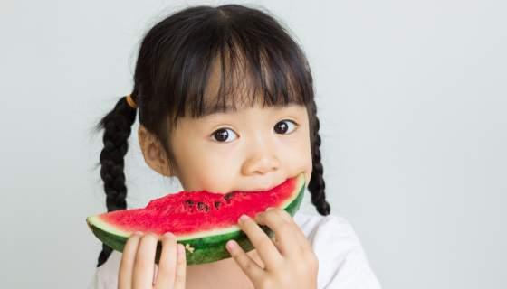 Do Food Choices affect Children's sleep