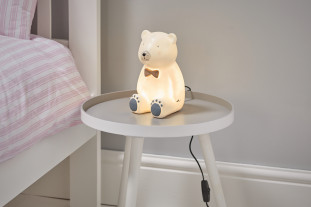 bow tie bear light