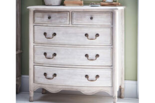 french wooden chest