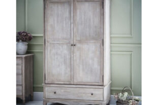 french wooden robe