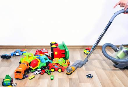 Top Tips for Deep Cleaning your Child's Bedroom