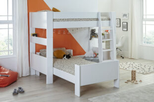 Bloc L-shaped bunk